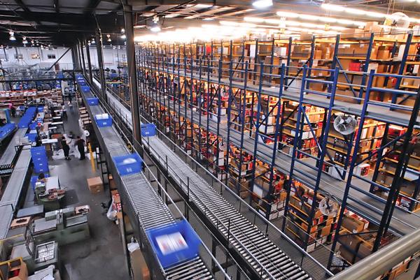 Πως η Ανάπτυξη του e-commerce Επηρεάζει το Ύψος των Αποθηκών