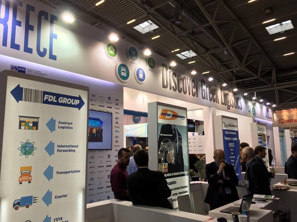 FDL Group: Τις καλύτερες εντυπώσεις άφησε στην 6η Διεθνή Έκθεση Μεταφορών & Εφοδιαστικής Αλυσίδας, Transport Logistics