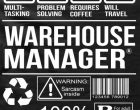 Η Σημασία του ρόλου ενός Καλού Warehouse Manager στα Logistics !
