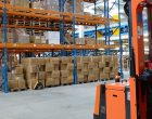 What's the definition of warehousing and warehouse?