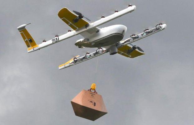 Τα drones της Google ξεκινάνε το… delivery και αλλάζουν τα logistics