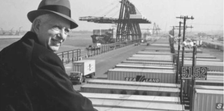 The Truck Driver Who Revolutionized Shipping Containers!