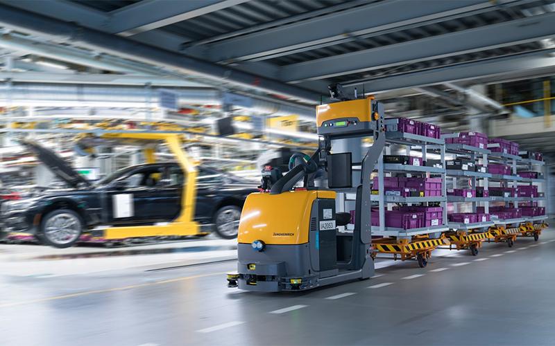 5 Use Cases of Autonomous Logistics Management for 2021
