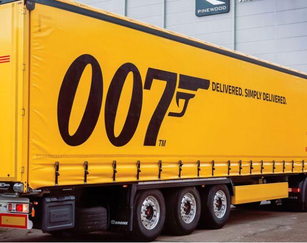 Τα logistics του James Bond!